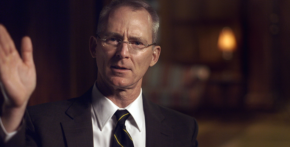 Former US Congressman Bob Inglis, who heads the George Mason University-based Energy and Enterprise