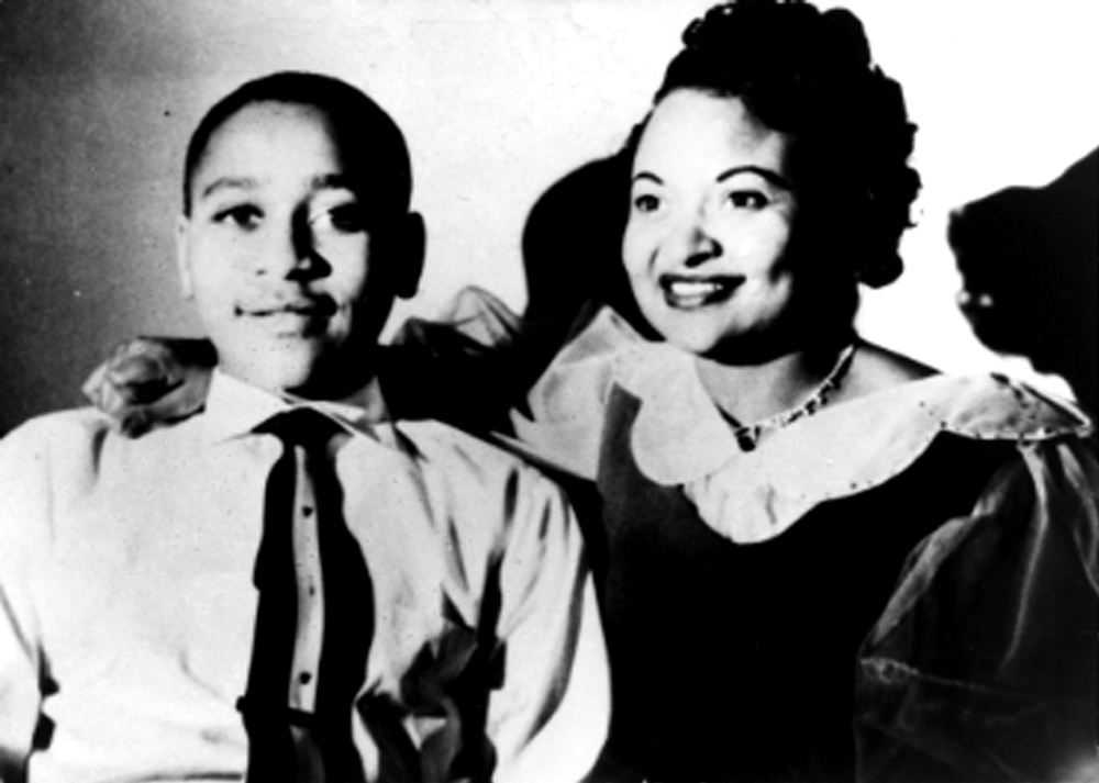 From Stanley Nelson's 'The Murder of Emmett Till'. Nelson had prompted an interviewee to repeat something he has said in a pre-interview. Courtesy of 'American Experience'/PBS