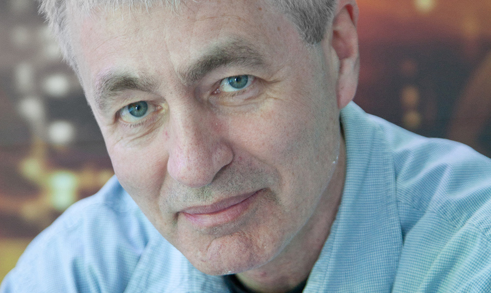 Filmmaker Steve James. Courtesy of Magnolia Pictures