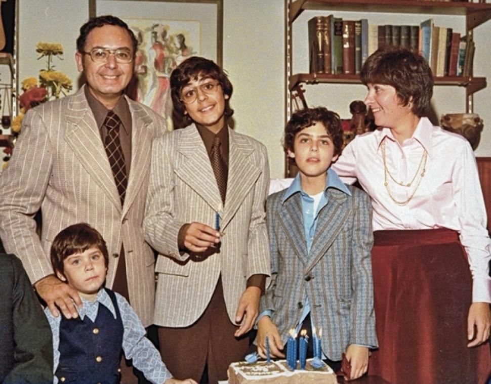 From Andrew Jarecki's <em>Capturing the Friedmans</em>