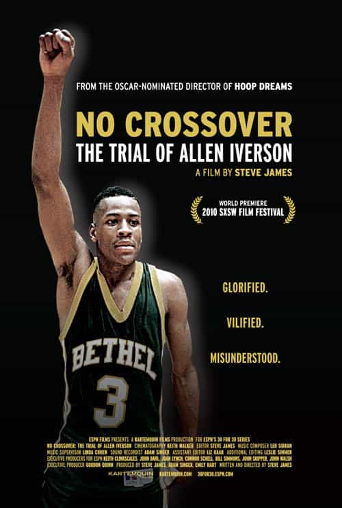 No Crossover:The Trial of Allen Iverson