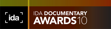 IDA Documentary Awards 2010