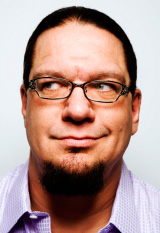 PENN JILLETTE, Host - 2012 IDA Documentary Awards