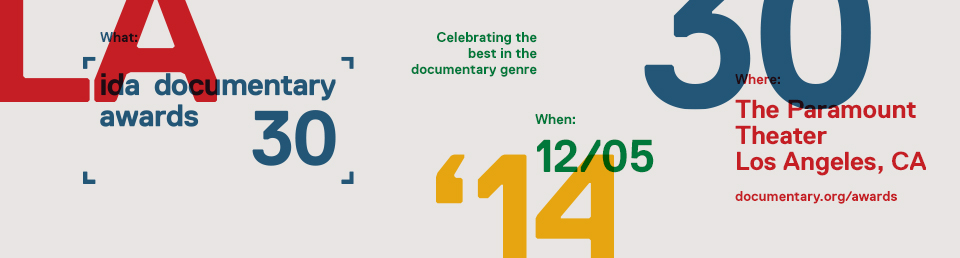 IDA Documentary Awards 2014