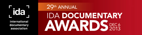 IDA Documentary Awards 2013
