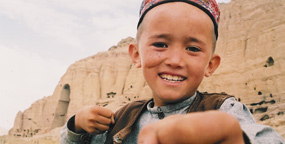 The Boy Mir—Ten Years in Afghanistan