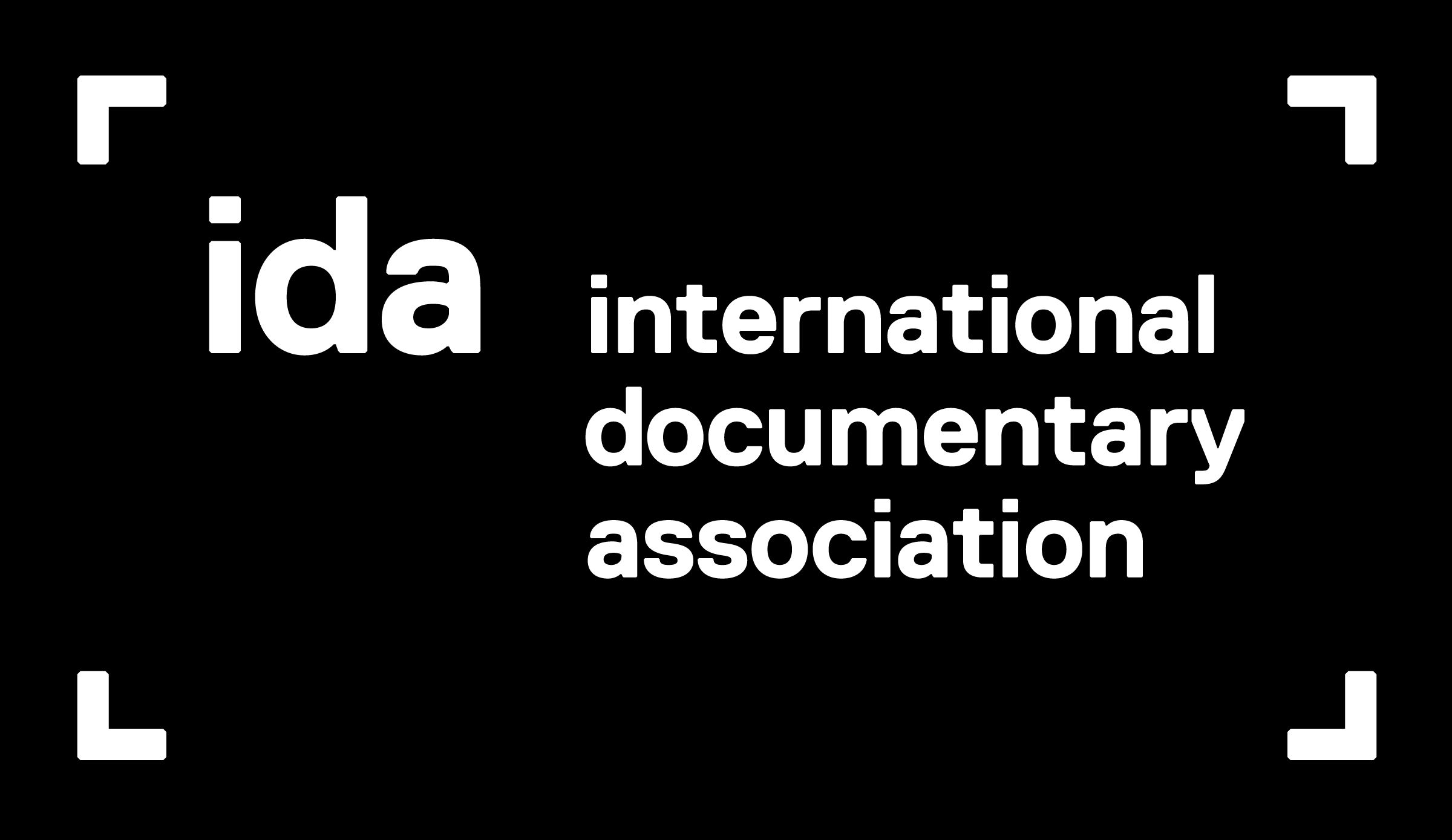 IDA Logos and Logo Guidelines   International Documentary Association