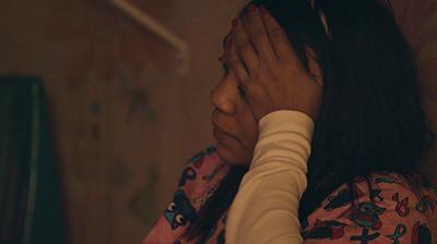 Film still from 'Through the Night'