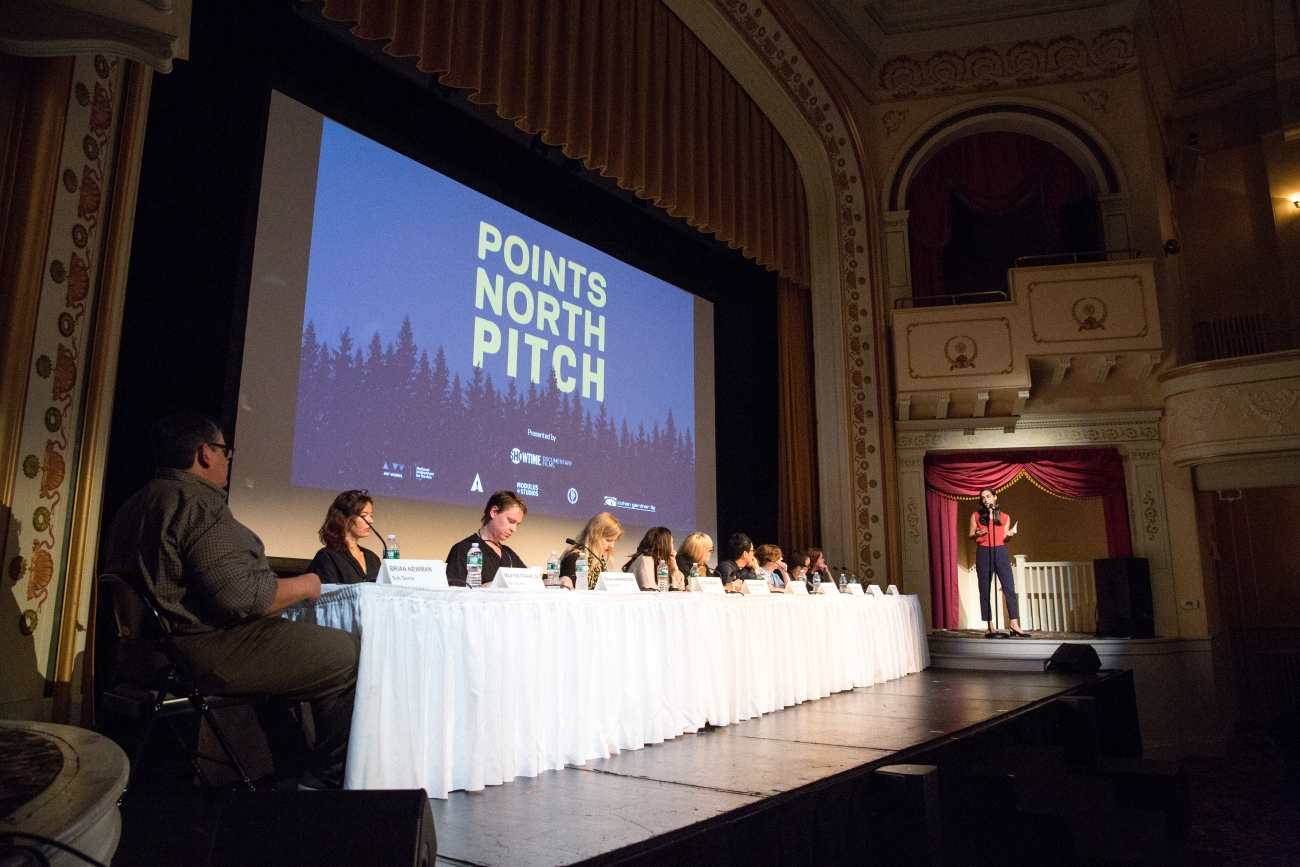 The Points North Forum. Photo: Alexandra Murrow