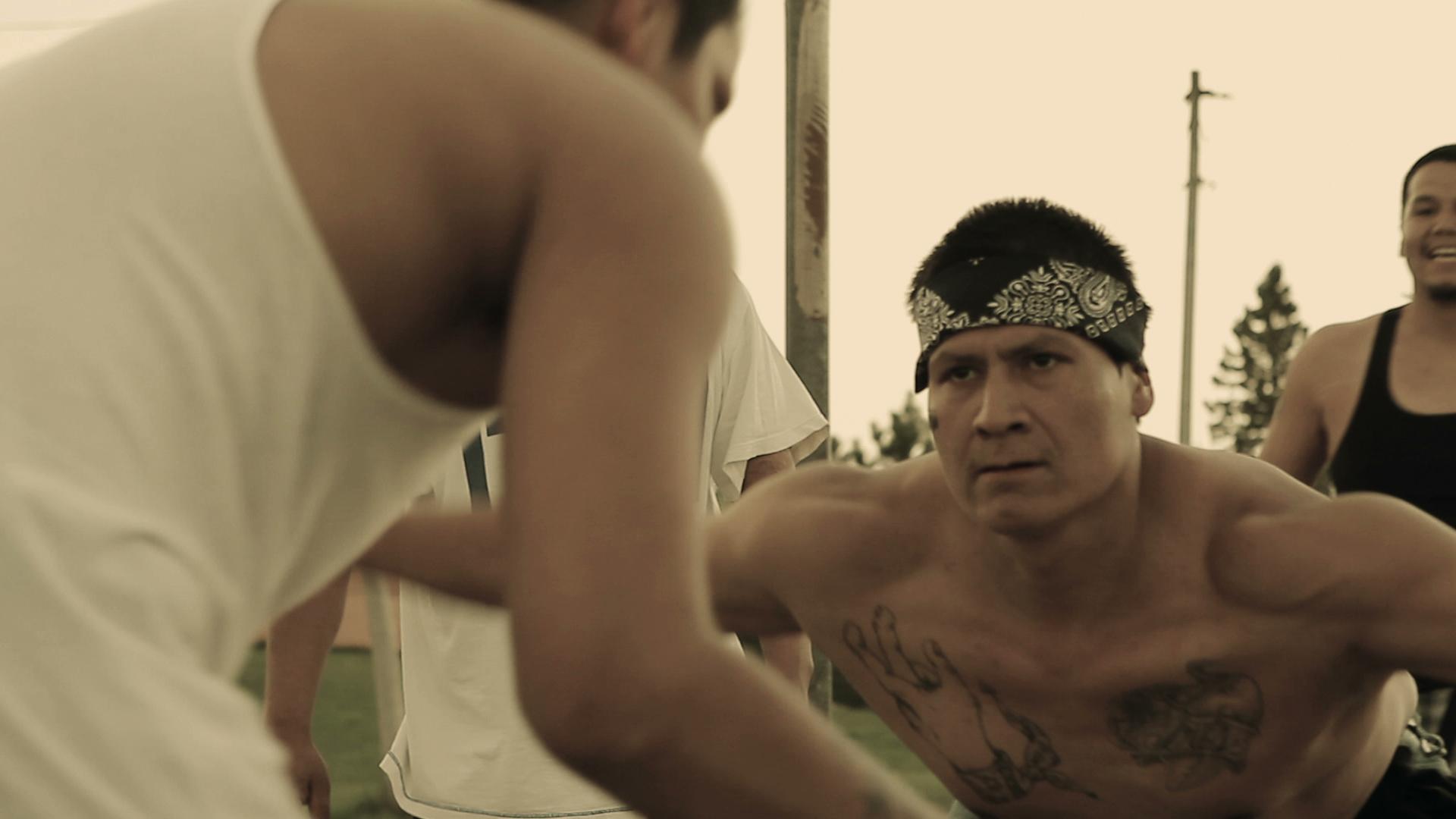 Rob, a protagonist in Jack Pettibone Riccobono's The Seventh Fire.  Courtesy of Film Movement