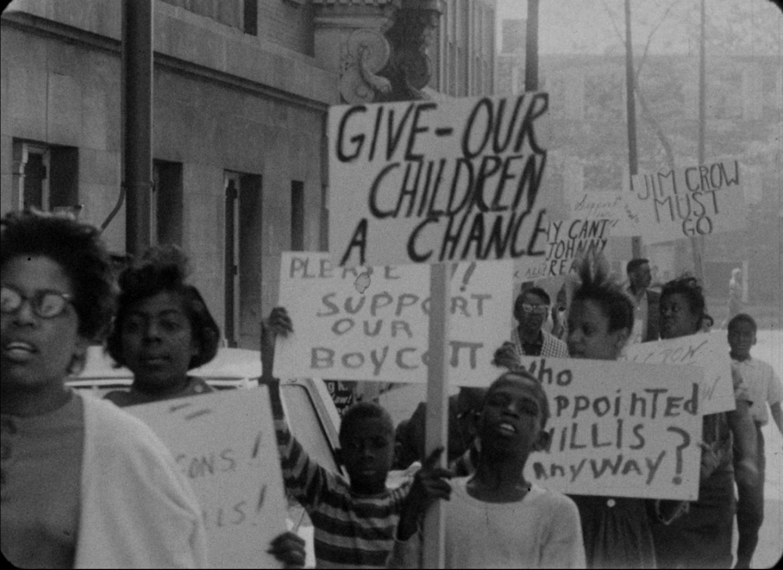 "From ""'63 Boycott"" (Gordon Quinn, Rachel Dickson, Tracye E. Matthews), which streams on PBS World starting February 25. Courtesy of Kartemquin Films"