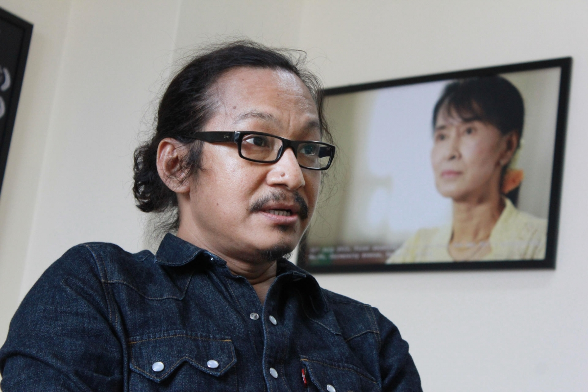 IDFA and IFFR call for immediate release of Myanmar filmmaker and festival director Min Htin Ko Ko Gyi