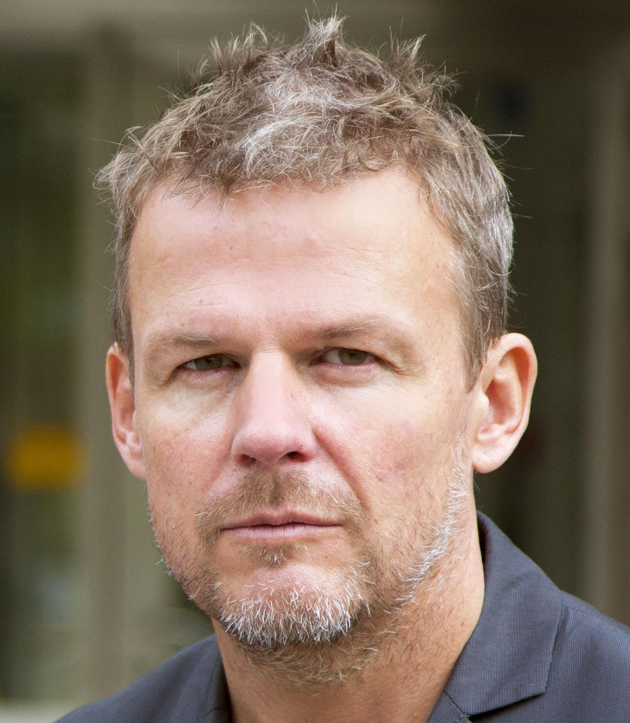 Axel Arno, Commissioning Editor, SVT