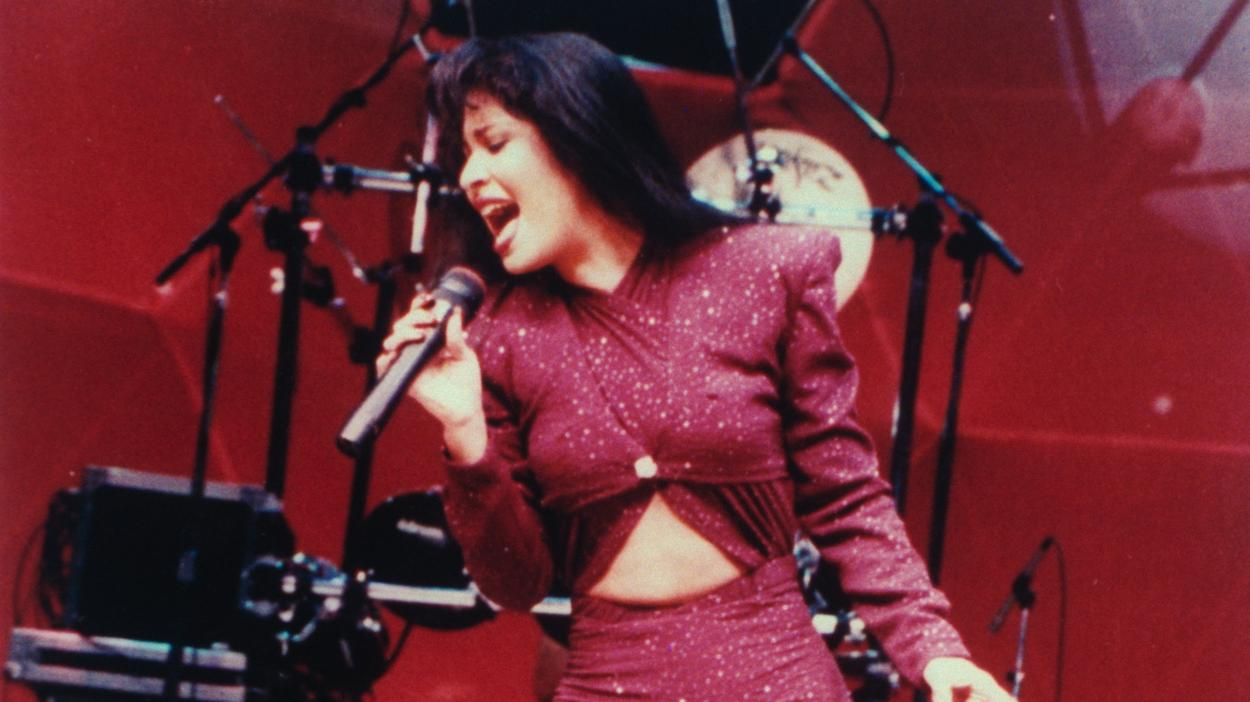 Selena. Photo: Arlene Richie/Getty Images.
