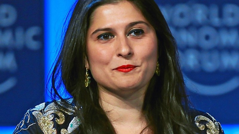 Sharmeen Obaid-Chinoy.