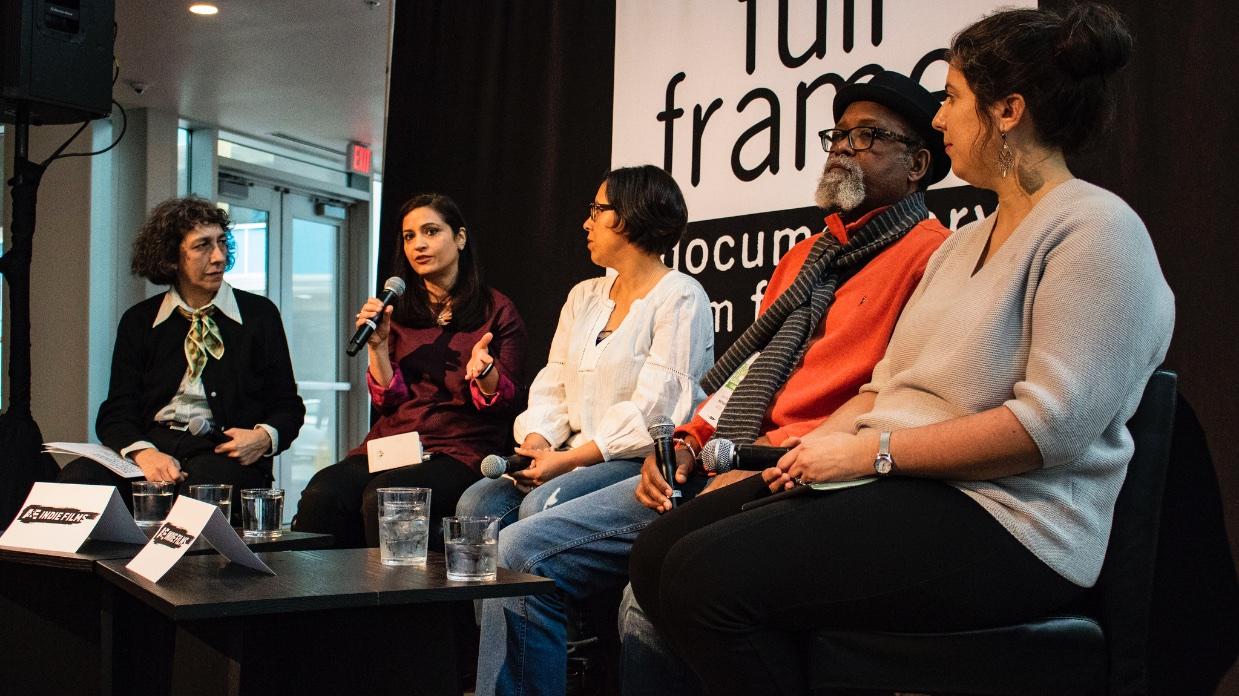 Naomi Walker, Anuradha Rana, Carrie Lozano, Sam Pollard, and Lauren Pabst.