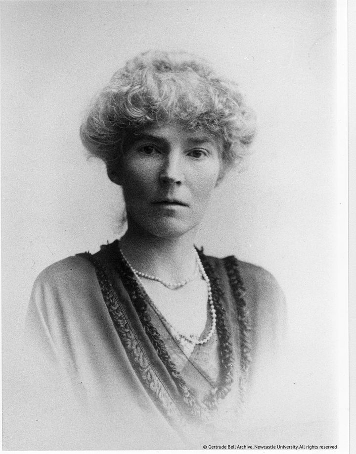 (c) Gertrude Bell Archives/Newcastle University
