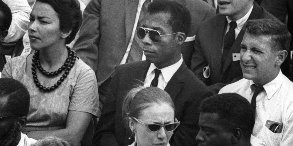 From Raoul Peck's <em>I Am Not Your Negro</em>, which won the Grolsch People's Choice Documentary Award at the Toronto International Film Festival.