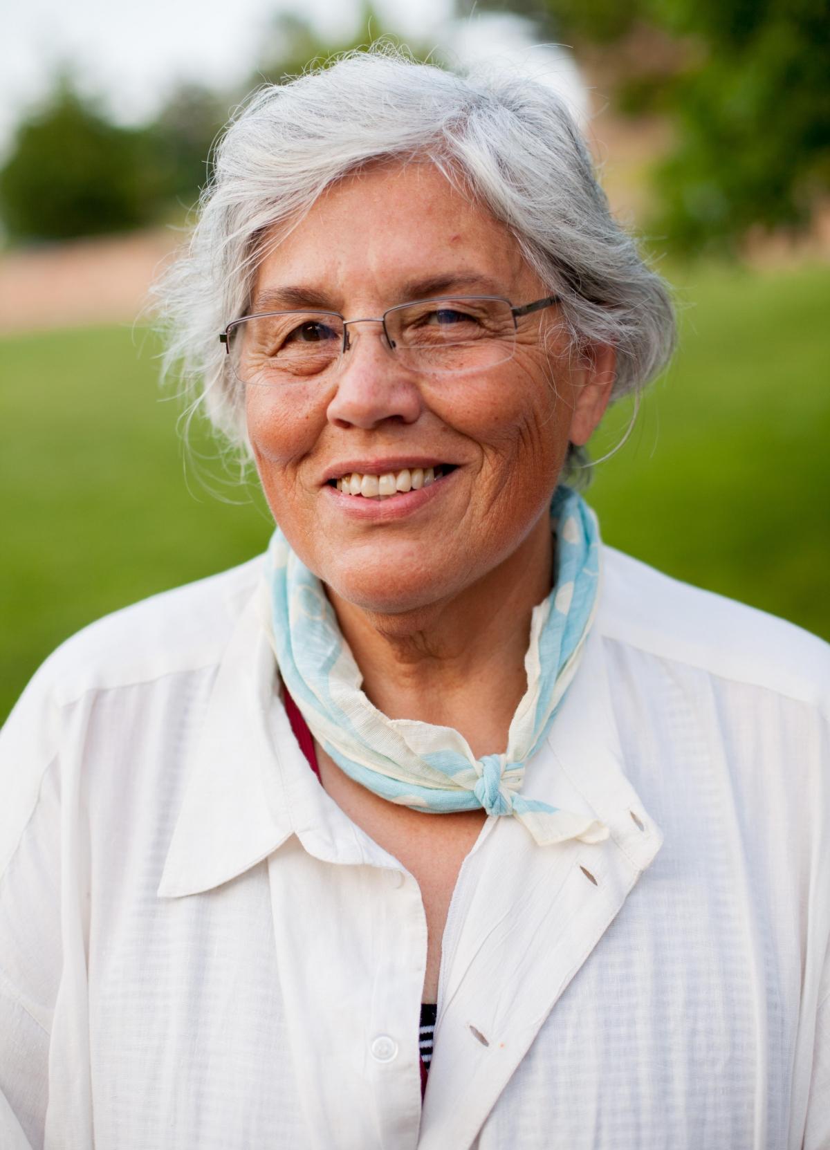 Lourdes Portillo.