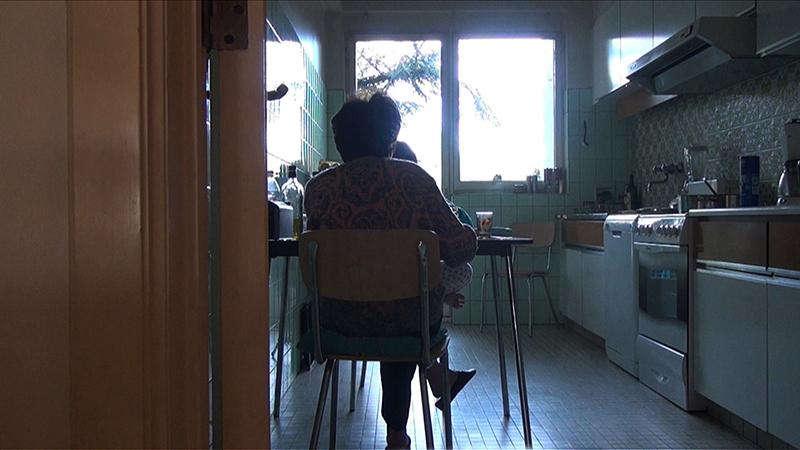 From Chantal Akerman's 'No Home Movie.' Courtesy of San Francisco Film Society.