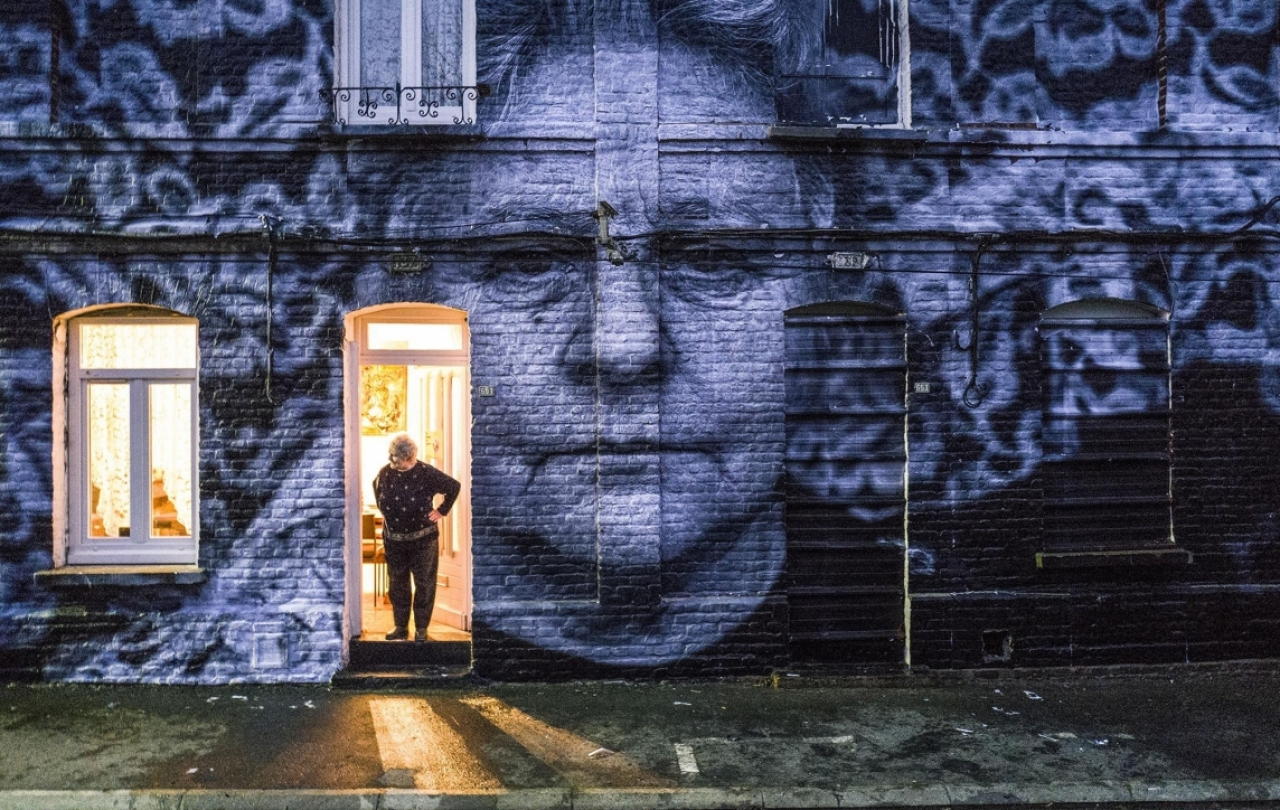 """From Agnes Varda and JR's """"Visages Villages,"""" which won the L'oeil d'or for best documentary at Cannes."""