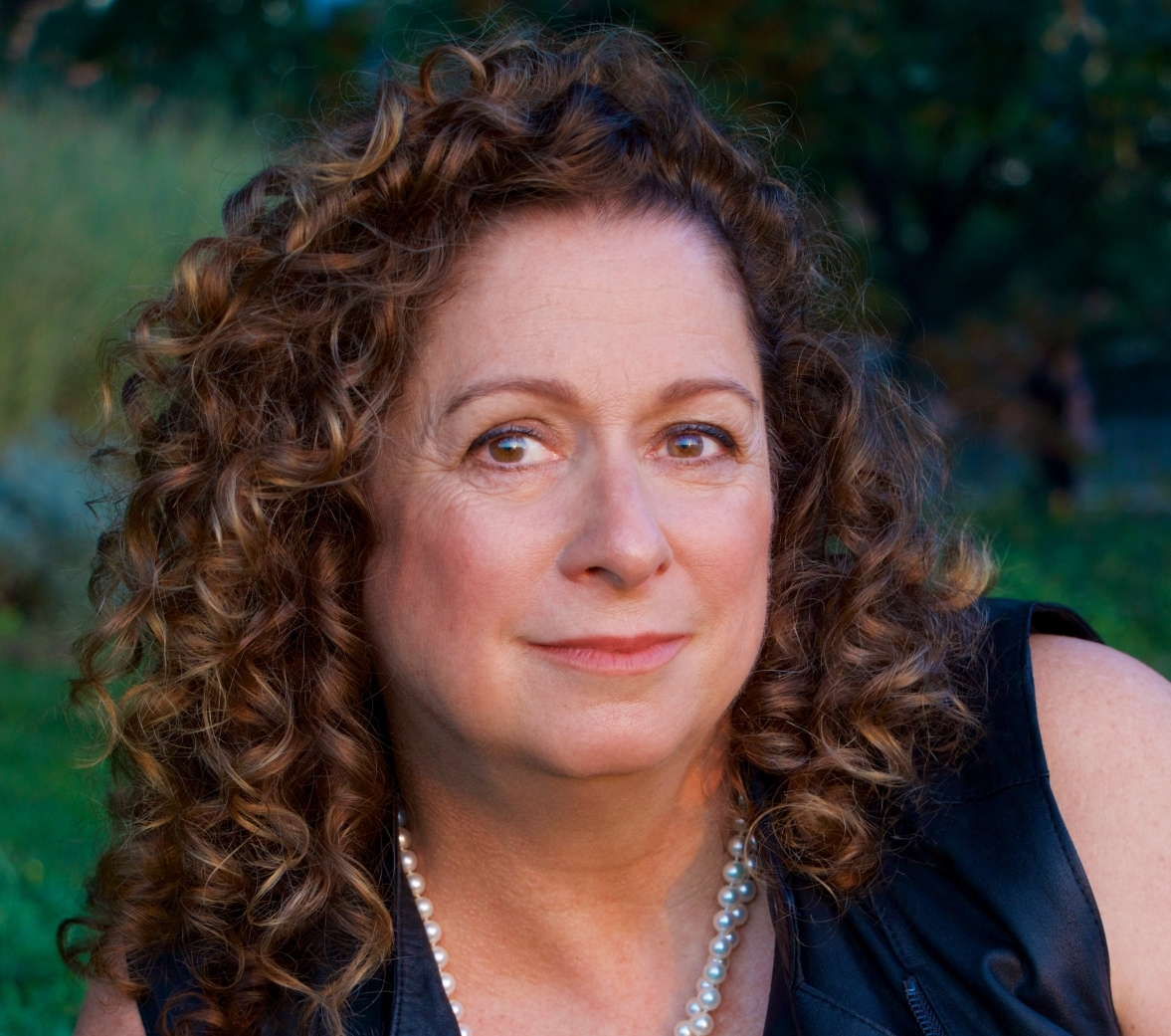 Abigail Disney. Photo: Michael Angelo.