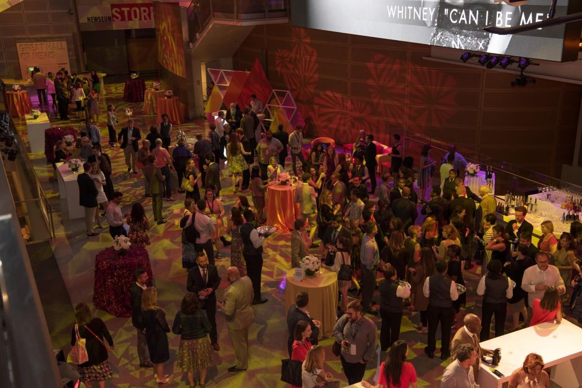 AFI DOCS Opening Night Gala at the Newseum. Photo: AFI Docs