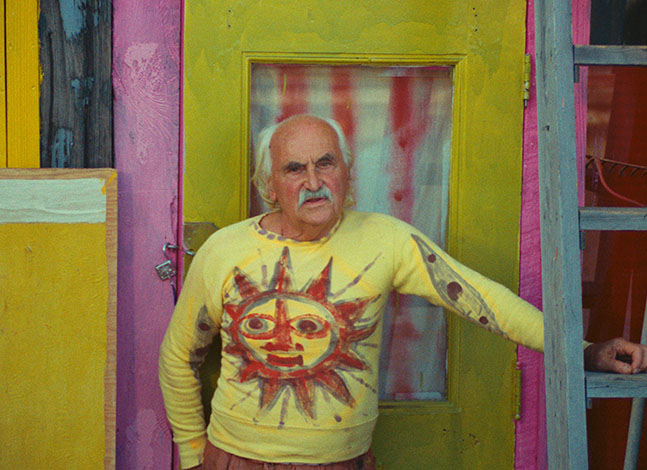 From Agnès Varda's <em>Uncle Yanco</em> (1967). Courtesy of Criterion Collection