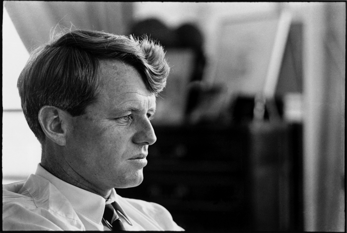 Robert F. Kennedy. Courtesy of Netflix.