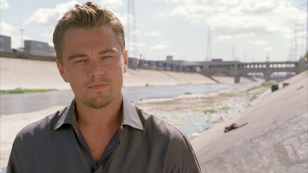 Leonard DiCaprio in 'The 11th Hour.'