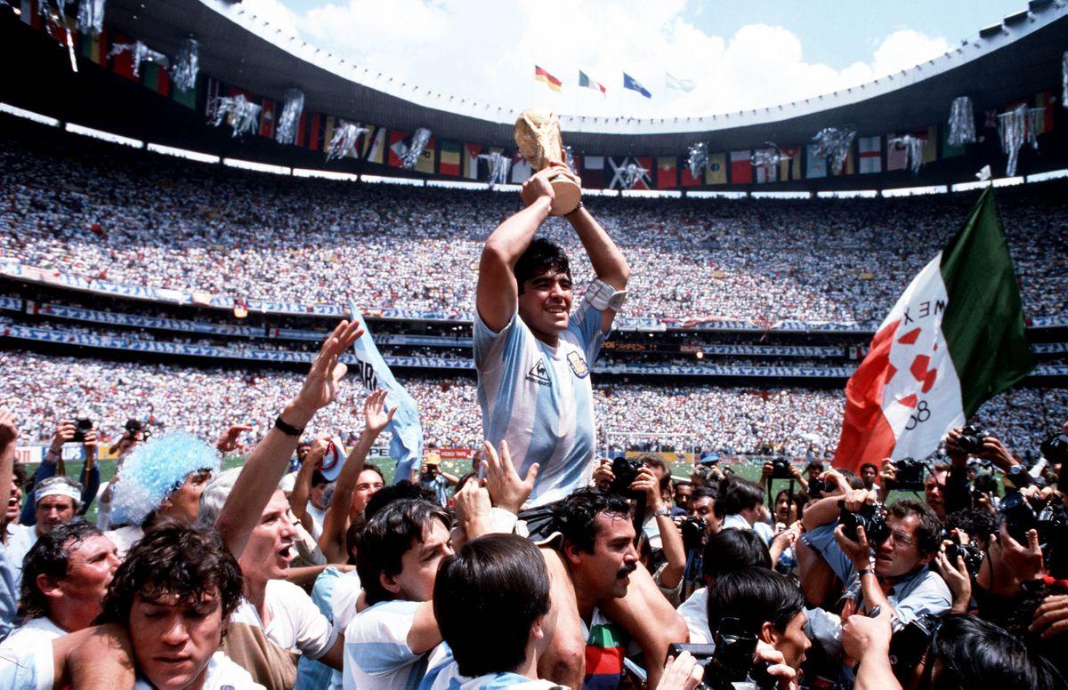 How Diego Became Maradona