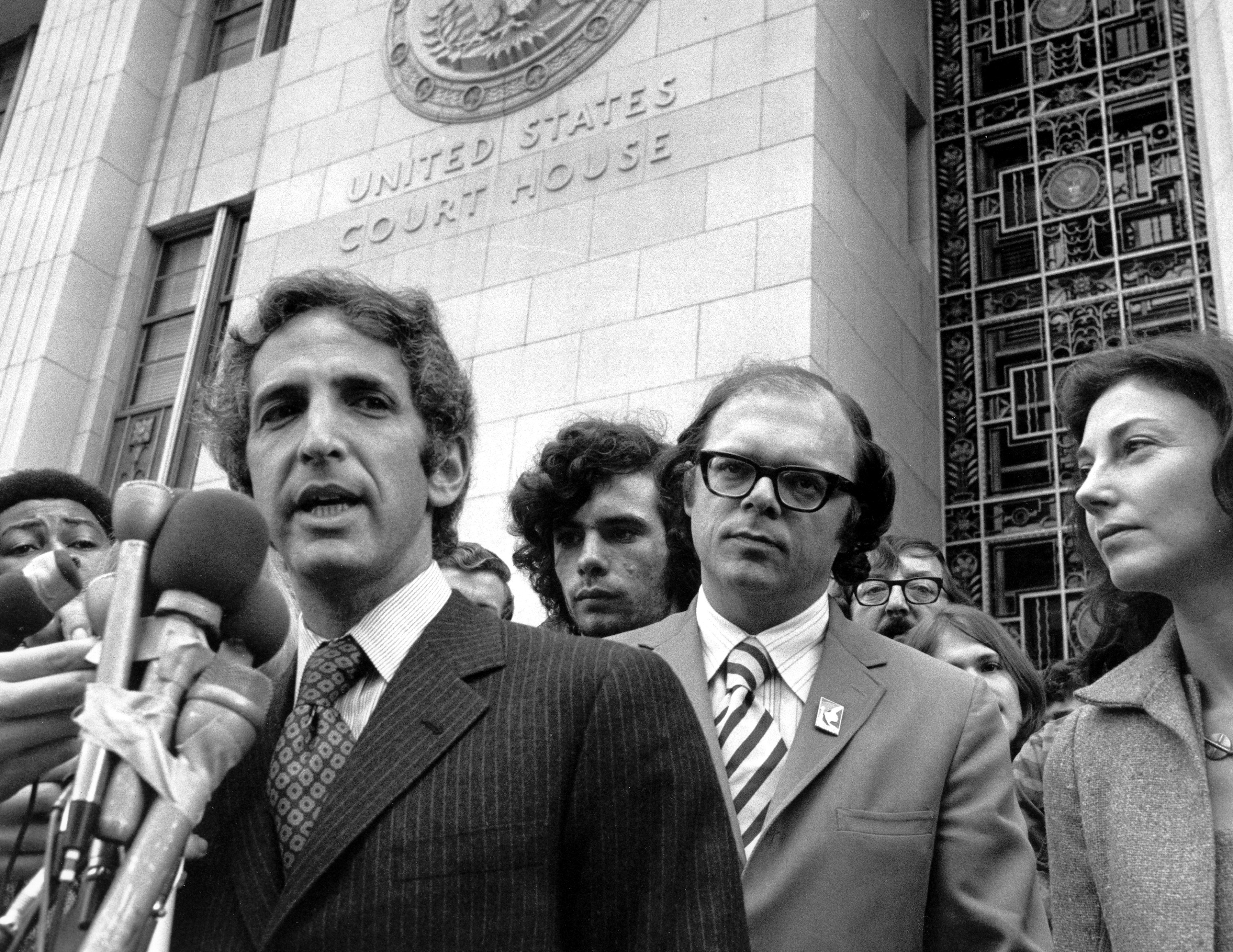 Daniel Ellsberg in Rick Goldsmith and Judith Ehrlich's 'The Most Dangerous Man in America.' Courtesy of AP Photos