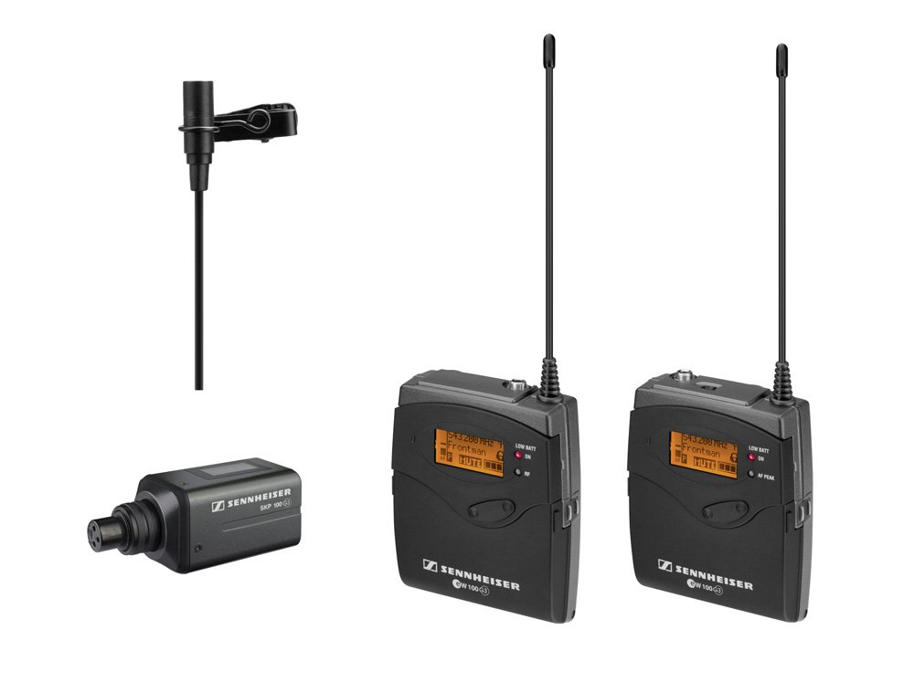 Documentary Sound: Setting up a Wireless System