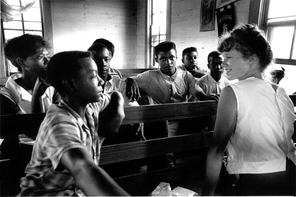 "From ""Freedom Summer."" Photo: George Ballis/Take Stock"