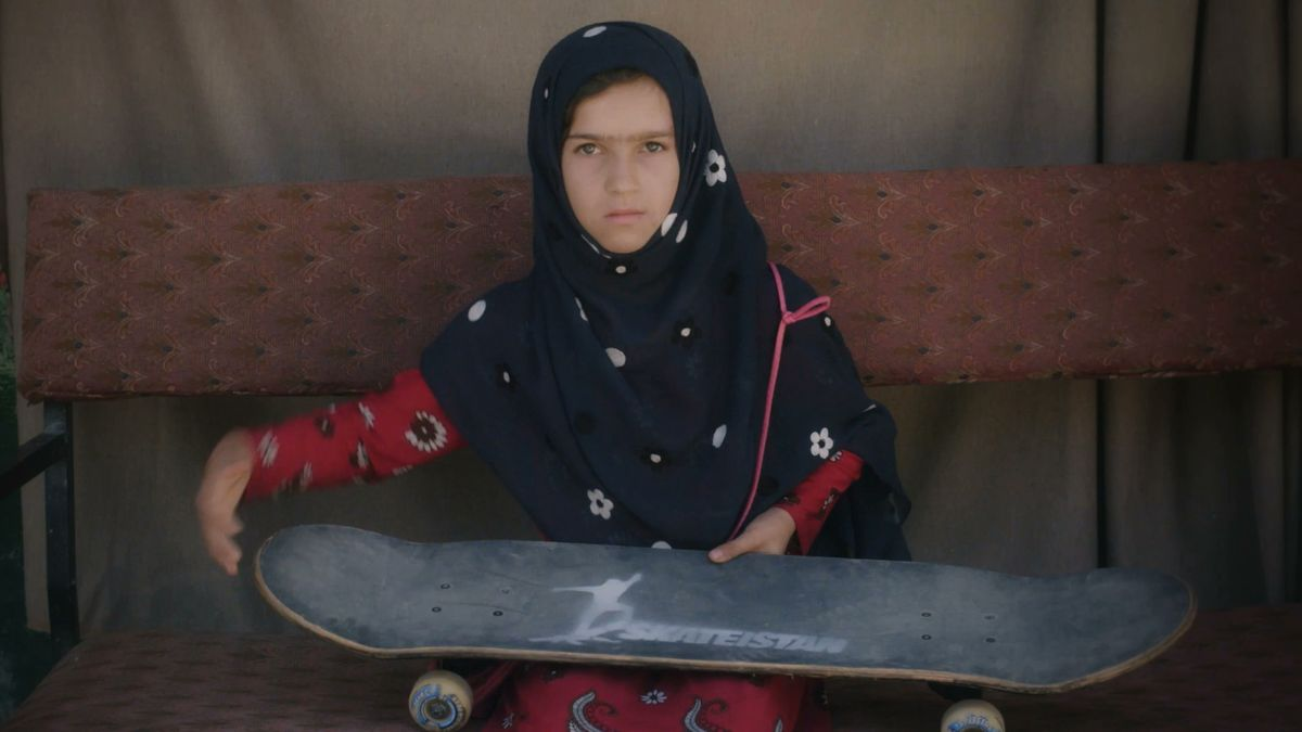 Learning To Skateboard In A Warzone If