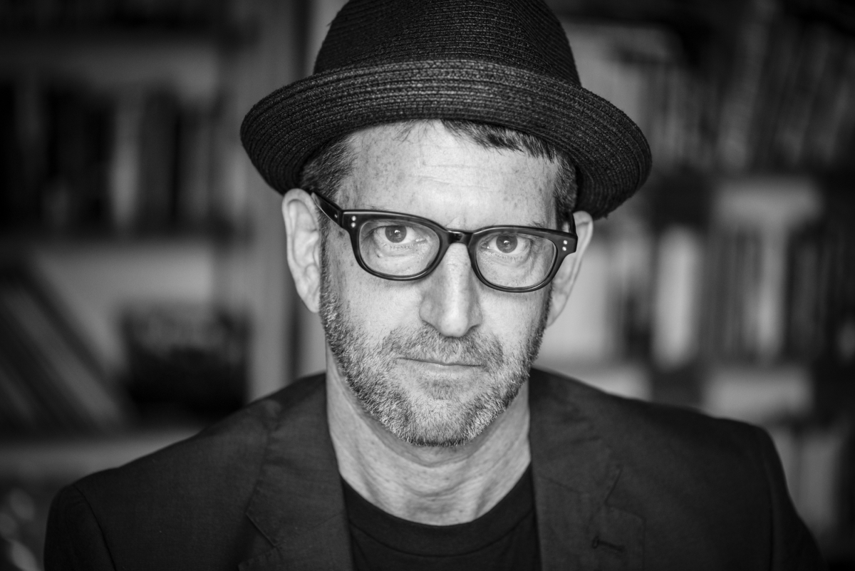 Jeff Feuerzeig, director of 'Author: The JT Leroy Story,' a Magnolia Pictures release. Photo courtesy of Amazon Studios / Magnolia Pictures. Photo credit: David Newsom