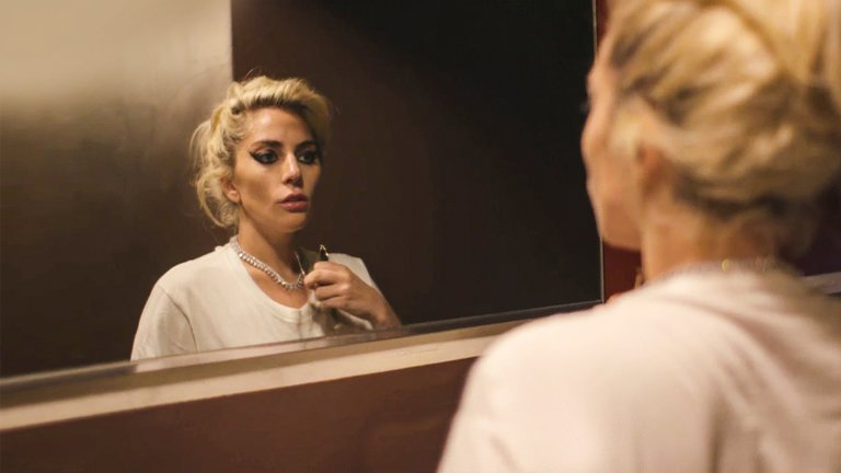 From 'Gaga: Five Foor Two. Courtesy of Netflix.'