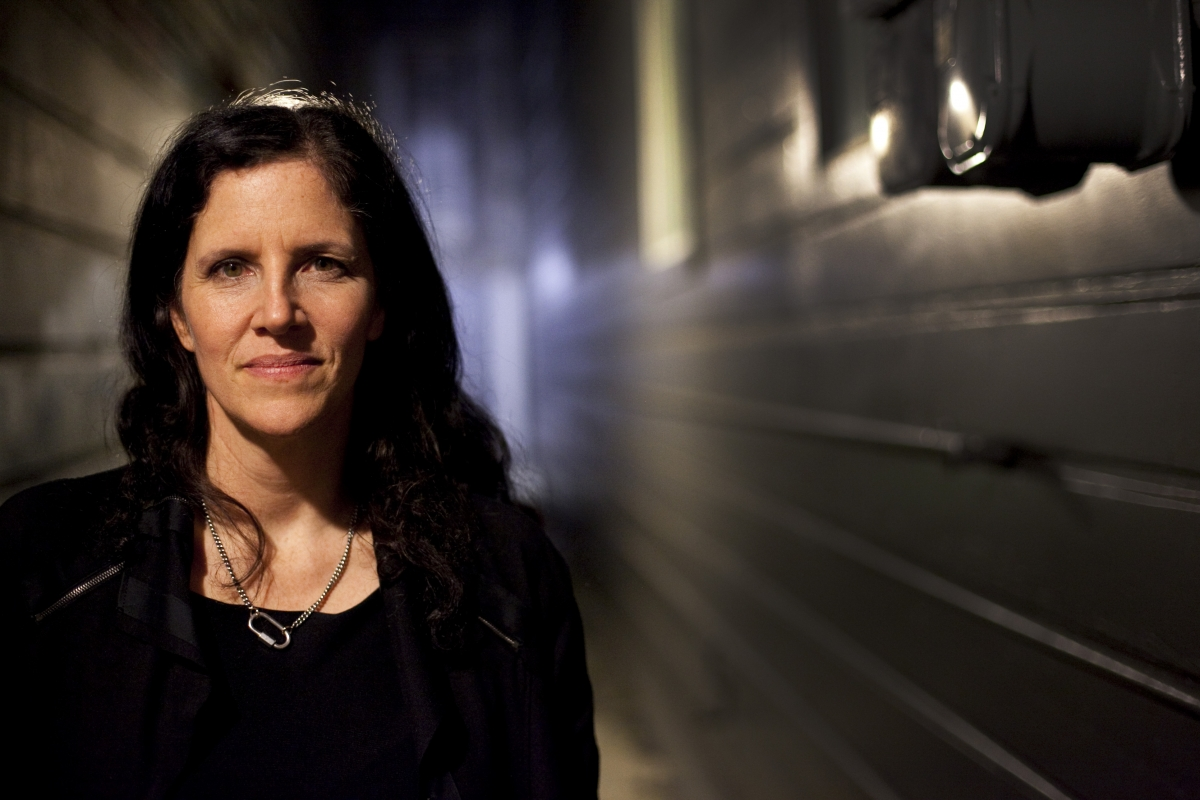 Laura Poitras, director of 'Risk.' Courtesy of Praxis Films/Neon/Showtime. Photo: Jan Stürmann
