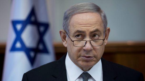 Israeli Prime Minister Benjamin Netanyahu. Credit: Abir Sultan, Reuters.