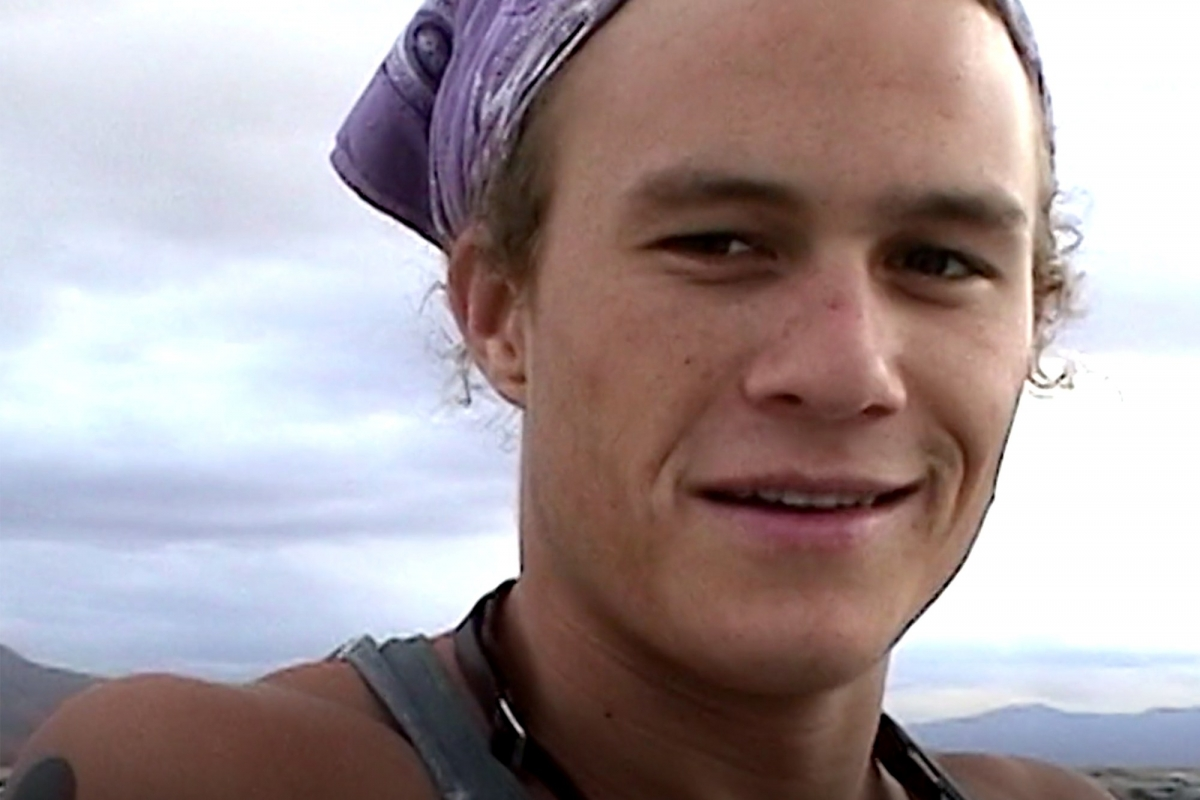 From 'I Am Heath Ledger.' Courtesy of Spike TV.