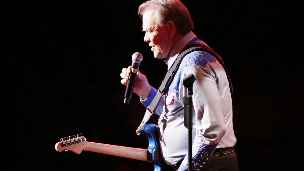 From 'Glen Campbell: I'll Be Me.'