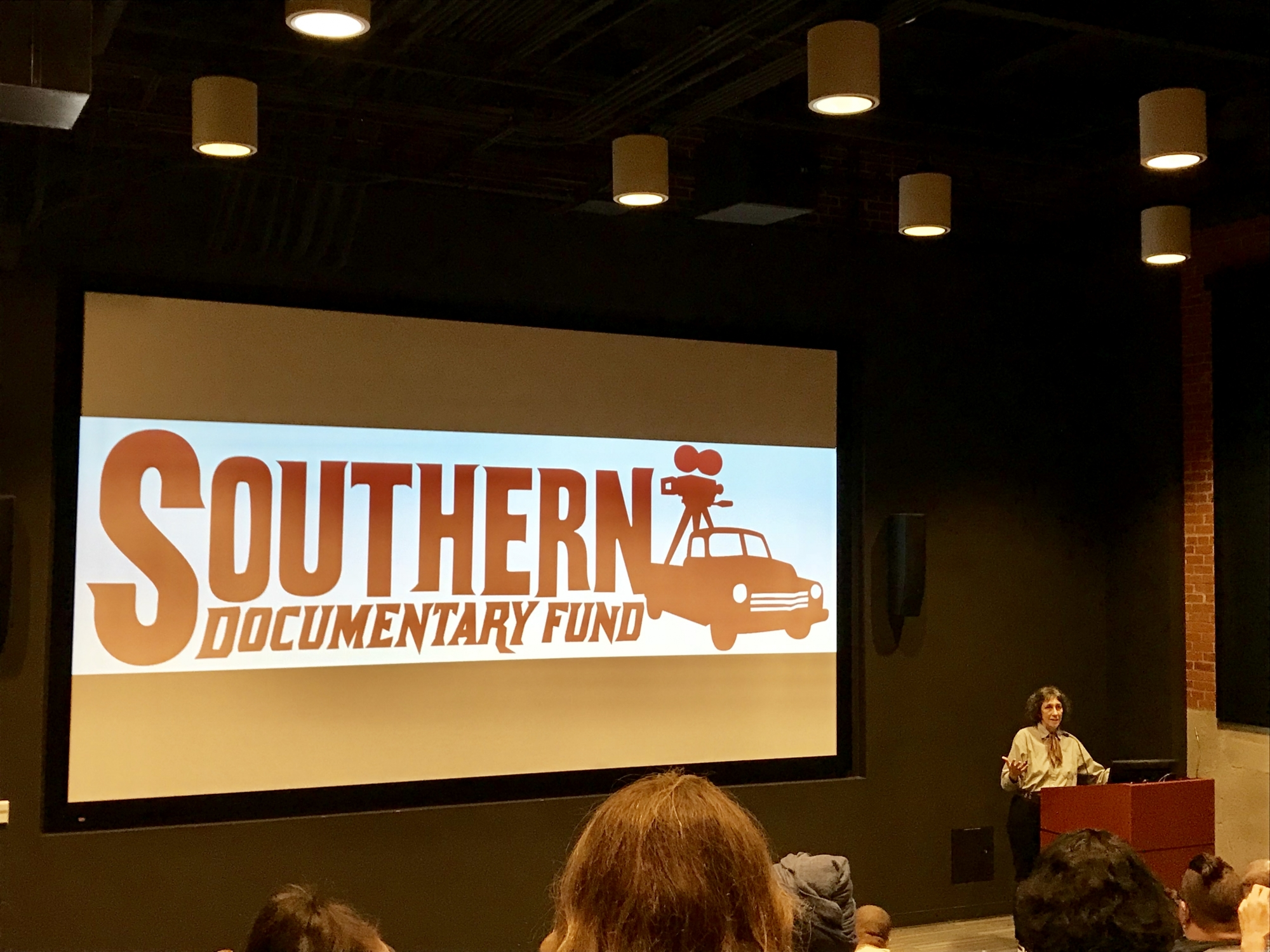 Naomi Walker. Executive Director, Southern Documentary Fund