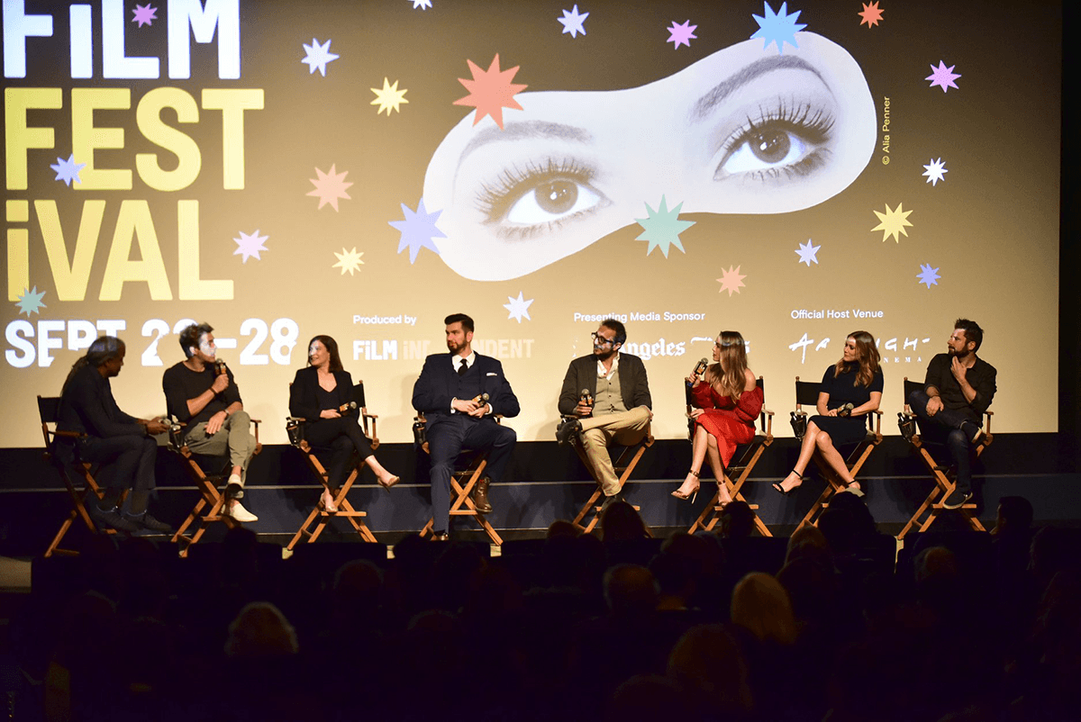 From this year's Los Angeles Film Festival, prior the announcement the festival would be ending. Photo Courtesy of Film Independent.