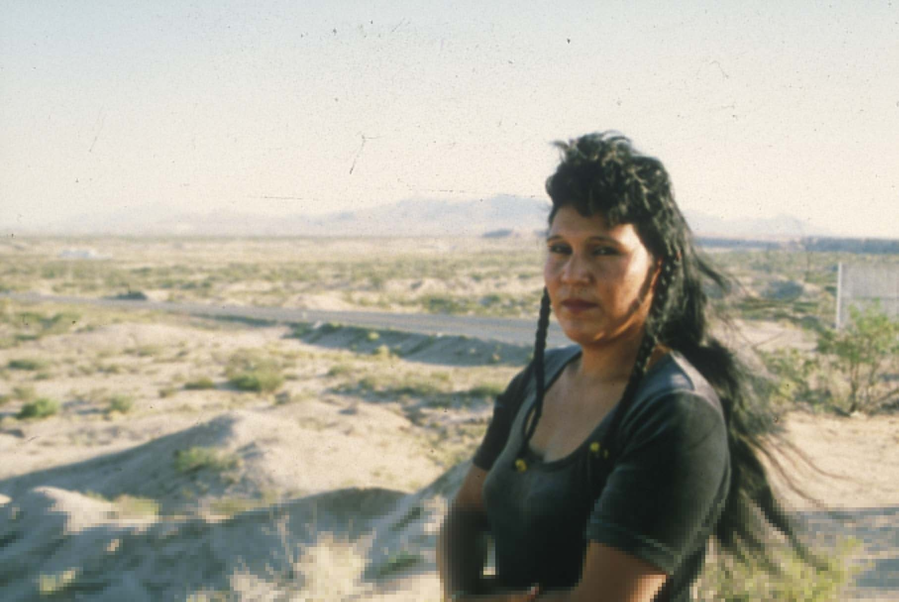From Lourdes Portillo's 'Señorita Extraviada.'