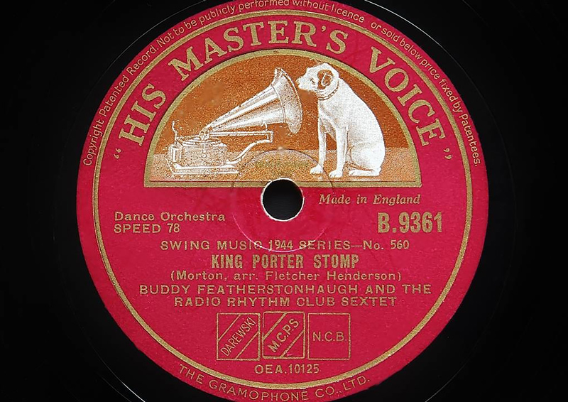 "A diverse range of works entered the public domain this year, including Jelly Roll Morton's ""King Porter Stomp."""