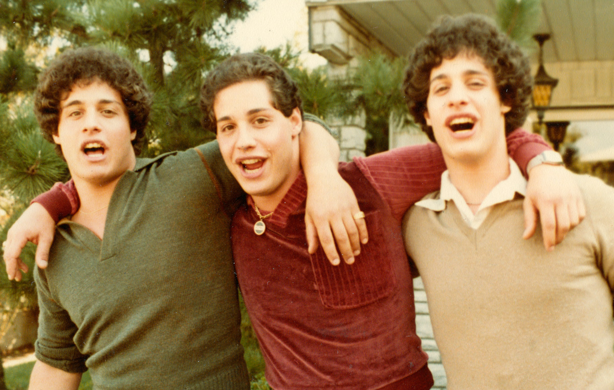 From Tim Wardle's  'Three Identical Strangers,' which won a Special Jury Award for Storytelling. Courtesy of Sundance Film Festival.