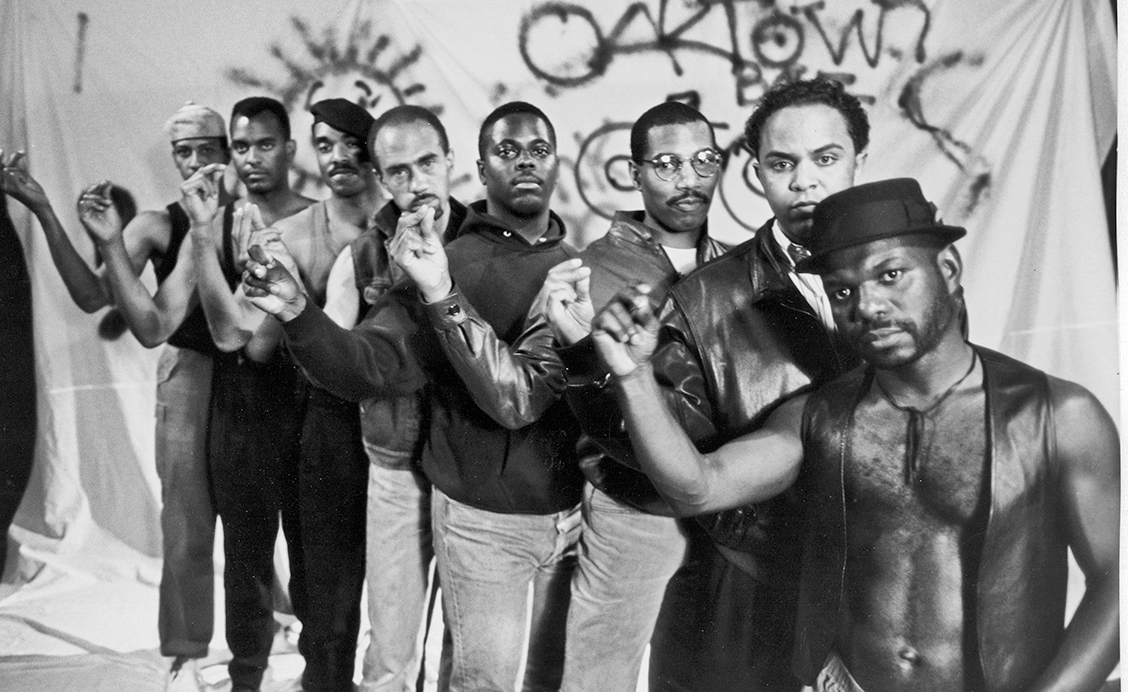 From Marlon Riggs' 'Tongues Untied,' which is screening as part of a weeklong retrospective at Brooklyn Academy of Music. Courtesy of California Newsreel.