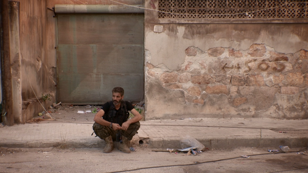 Abu Ali, from 'Watani: My Homeland.'