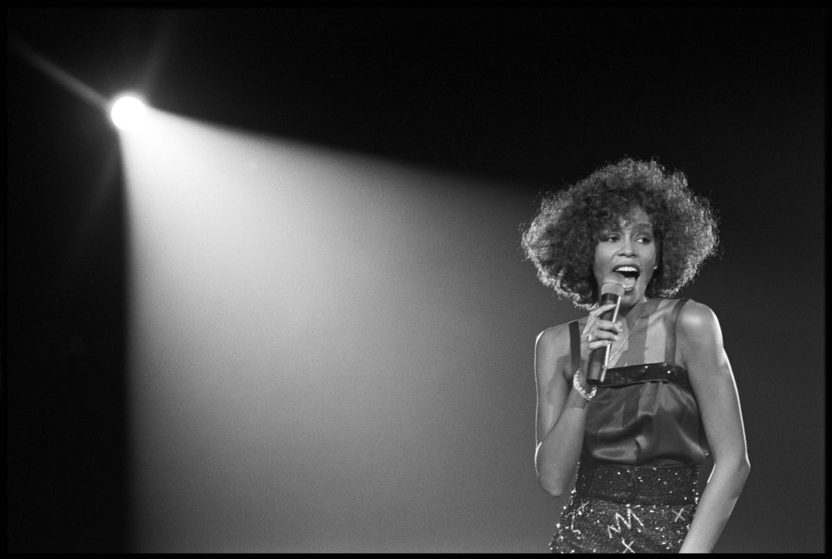From Nick Broomfield and Rudi Dolezal's 'Whitney: Can I Be Me.' Courtesy of Los Angeles Film Festival