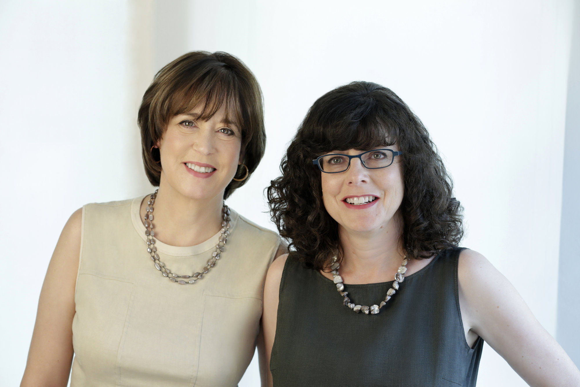 "Julie Cohen and Betsy West, directors of  ""RBG."" Photo: (c) Kristin Hoebermann. Courtesy of Storyville Films."